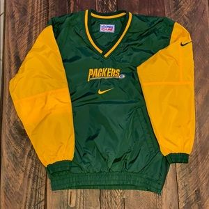 Reversible Nike Green Bay Packers pullover